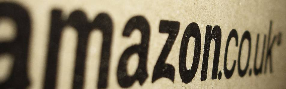 Amazon-UK logo angled