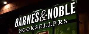 Barnes & noble cool logo