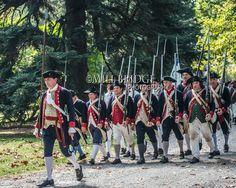 Marblehead Regiment Reenactment